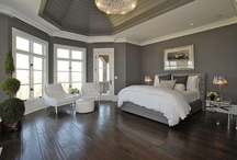 Master suite ideas / by crystal argence