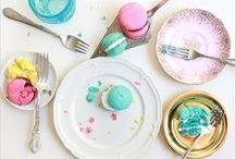 SWEETS / Some things are too pretty to eat.