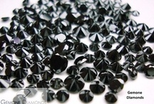 Natural Black Diamonds. / Product- Natural Black Diamond Size -  0.01 carat to 10.00 carat per piece Color-  JET Black Quality - AAAA, AAA and AA Cut - Excellent, very good, good Stone - non Certified.(certified on special request)  any body can make beautiful cocktail jewellery with this tiny wonderful pieces