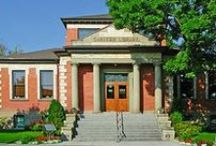 historic | carnegie libraries... / by Drager Architecture