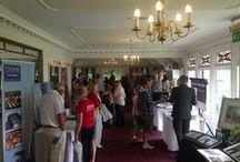 Events at The Two Bridges Hotel / The events held at the Two Bridges Hotel. Call us today to discuss your event. 01822 892300