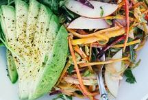 NOM NOM / Awesome vegetarian and plant based food options.