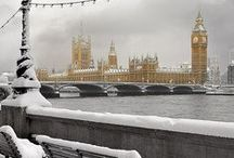 """London <3 / """"If a man is tired of London he is tired of life"""" Samuel Johnson"""