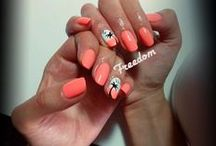 Nails by me / My creations