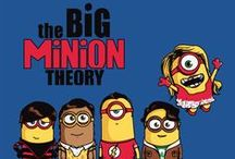 Big Bang Theory / Favourite comedy show! i adore those little nerds! <3 / by Emilyn Calenlas