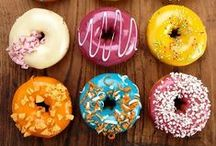 DONUTS, because they need their own board. / DONUTS!