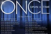 30 day Challenge - Once Upon A Time / I answer 30 questions about ouat. 1 question pr. day.