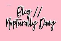 Blog | Napturally Dany / Read all the latest blog posts about natural hair care, beauty, lifestyle, & motherhood at www.napturally-dany.com