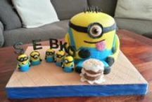 My cakes / i bake cakes for my family