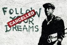 Banksy ART / #banksy #art #streetart #street #graffitti