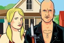 Natural born Killers directed by Olivier Stone / #NaturalbornKillers #directedby #Olivier #Stone
