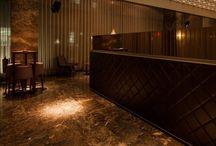 Restaurant & Bistro & Hotels Spaces / #RESTAURANT #BISTRO #LOBBY #SPACES #hotels