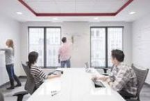 Office / Our working spaces must reflect our need to be inspired and motivated.
