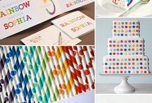 Party Ideas & Colour Schemes