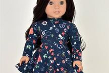 Doll Style / Modern, handmade doll clothes and accessories that don't fit into any other boards.