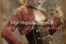 Eric Scala / Peintre, illustrateur · Rennes - France - Sito Ufficiale:  -  http://blogscala.blogspot.com/