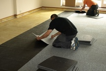 Acoustic underlays / Our range of environmentally friendly acoustic underlays, incorporating an innovative self-adhesive system, are suitable for use under most carpet, wood, sheet flooring and LVT applications.