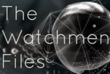 The Watchmen Files / The Watchmen Files series by Darrion Marine is a action filled and adventurous story with likable characters, including Mason Kruger and Conner McKee. The first book had been completed, and is available to read on www.willow-the-call.blogspot.com