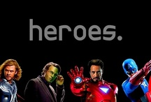 I Still Believe in Heroes / Avengers, Assemble! Unite the Seven!