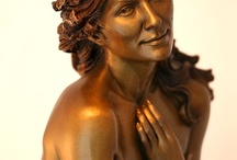 Tamara Bonêt / Sculpting beauty is my favorite thing to do, no matter if it's a person or a flower. I'm eager to refine my skill and continue to grow as an artist. Sito Ufficiale: http://www.tamarabonet.com/
