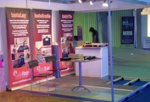 Flooring Exhibitions / InstaFloor acoustic flooring products are often featured at exhibitions in the UK and abroad.