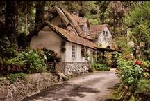 Photography - Villages, houses, buildings....