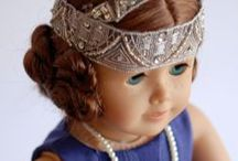 "1920s Jazz Age: Roaring '20's / American Girl has the name ""Barbara"" trademarked. Dare we hope she'll be a twenties girl?"