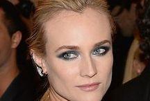 Celebrities make-up