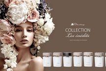 La collection Les inédits d'Au Pays de la Fleur d'Oranger. Virginie Roux / Niche perfumery