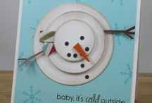 Cardmaking ideas - Christmas
