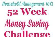 Saving Money/Time / Tips and tricks to help save time and money around the house.