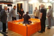 Domotex Exhibition 2014, Hanover - Germany  / Had another fantastic show at Domotex this year, with plenty of companies interested in working with our InstaFloor products!