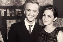 Dramione / One of my favs ship ever | Dramione | Draco Malfoy | Hermione Granger