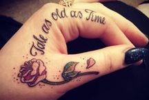 Tattoos / by Kat B