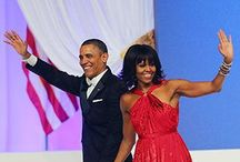 President Obama, First Lady and Family / by imcastieff