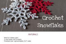 Crochet Christmas / Christmas's works
