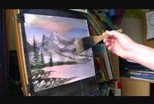 WATERCOLOR  & ART CLASSES