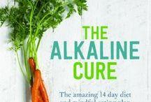 ACID-ALKALINE DIET & RECEPIES