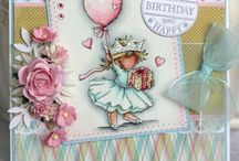 Cardmaking ideas - Lili of the valley