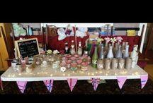 Jar of hearts / Handmade Jars and gifts