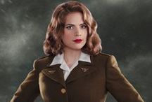 Love the Hat, Agent Carter