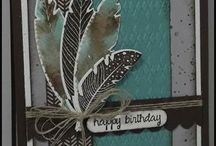 Cardmaking ideas - Boys
