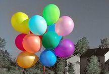 Balãomania - Fotos com balões