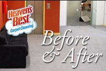 Before and After Photos / Our unique method of carpet cleaning allows your carpet to dry within 1 hour after cleaning. We can take out many of the tough spots and stubborn stains other carpet cleaning businesses leave behind. Our low-moisture, carpet cleaning products work. They are environmentally friendly and safe for your children and pets. Give us a call today. 402-379-2999