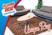 Area Rugs / While you should have the rugs in your home cleaned periodically by a professional, there are a few things that you can do which will help keep your rugs looking great. Just like carpets, vacuuming a rug weekly will help keep dirt and grime from getting pushed deep into the fiber. It may also be wise to vacuum the back of the rugs in your home a few times a year. Another step to take, is sweeping the floor often which reduces dust that could gather onto the rug. http://norfolkne.heavensbest.com