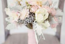 - Tiges & pétales - / Bouquets de mariée et fleurs de décoration pour un mariage.