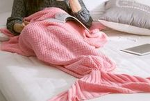 MERMAID BLANKET / Mermaid Blanket