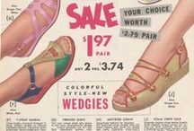 ❀ 1950 catalogues and adverts ❀ / #50s #vintage #clothing #commercials