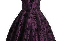 VINTAGE DRESS / Elegant Vintage Dresses