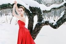 Red / by Marisol Aparicio Bridal